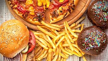 O que não comer para perder gordura localizada