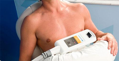 Criolipólise para eliminar gordura nas costas