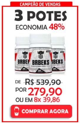 Comprar 3 potes BRBeks