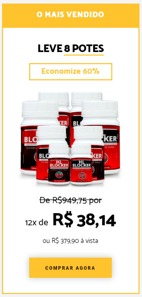 Comprar HairLossBlocker 8 potes