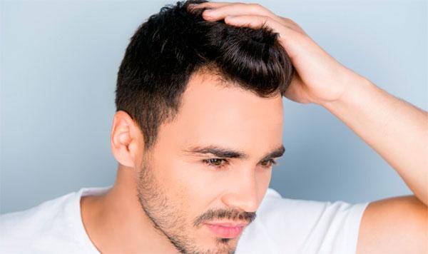 cabelo masculino hábitos saudáveis