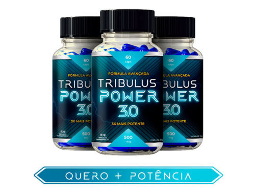 Site oficial Tribulus Power 3.0